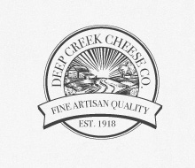 Deep Creek Cheese Co. Logo