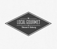 The Local Gourmet Logo