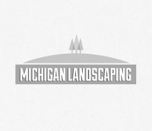 Michigan Landscaping Logo