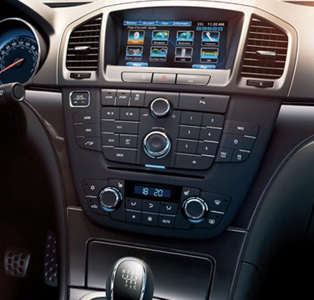 GM Infotainment Website